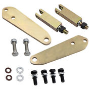 Racing Pair Highway Foot Peg Mount Kit For Harley Dyna Fxd35i Fxdbi