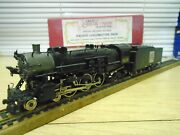 Walthers Sunset Brass Ho 932-5629 Loco 4-6-2 And 12 Whl Schlitz Beer Tendr Runs Ob