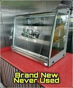 Vendo Hfdc00003 35 Brand New For Multi-product Hot Food Display Great Price