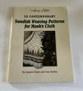 33 Contemporary Swedish Weaving Patterns For Monkand039s Cloth Avery Hilland039s