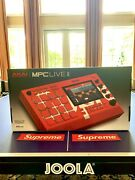 Supreme Akai Mpc Live Ii - Battery Powered - Order In Hand Brand New And Sealed