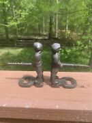 Vintage Cast Iron Cork Screw And Bottle Openers Mcm