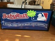 Titanic Signed Bernie Williams Mlb/baby Ruth Ceo-office Piece Framed 6ft X 2ft