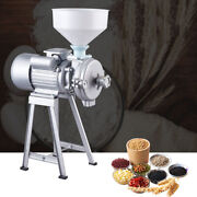 Electric Grinder Mill Grain Corn 2200w Wheat Feed/flour Wet Anddry Cereal Machine