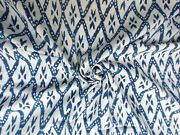 Indian 100 Pure Cotton Fabric Hand Block Print Fabric, Fabric By The Yard