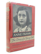 Anne Frank The Diary Of A Young Girl 1st Edition 2nd Printing