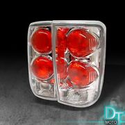 95-05 Chevy Blazer Gmc Jimmy Clear Altezza Tail Lights Lamps Left+right Pair Set