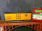 Lgb 42720 Colorado And Southern / Cands Reefer Car Original Box G-scale