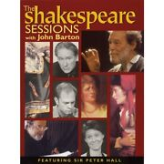 The Working Arts Library/applause The Shakespeare Sessions Dvd Dvd