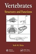 Vertebrates Structures And Functions By S.m. Kisia English Paperback Book Fre
