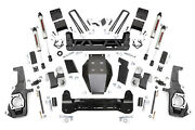 Rough Country V2 7.5 Lift Kit For 2011-2019 Chevy Gmc 2500 3500 Hd - 25370