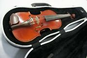 Used Yamaha Violin 1/4 V-5 Bow Not Included. Needs New Strings