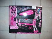 Monster High Draculaura Jewerly Box Coffin Bed Last 1