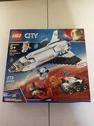 Lego City Space Mars Research Shuttle 60226 273 Pieces
