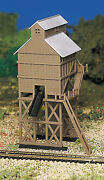 Bachmann Trains Coaling Station Built-up Building N Scale