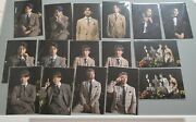 Bts- Map Of The Soul On Broadcast Borahae Gift Photo Card Full Set [very Rare]