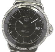 With Warranty Tag Heuer Formula Diamond Bezel Wah1212 Quartz Mens Secondhand