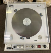 Vintage 1960andrsquos Dmi Videodisc Tv Disc Recorder Model 100s-4a - Slow-motion Replay