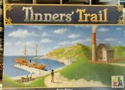 Tinnersand039 Trail Board Game Used Martin Wallace Jklm Edition