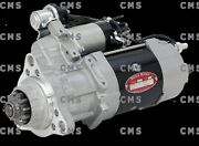8200308 New Delco Remy 39mt Starter Rotatable..nose. 6/8 - 11 Tooth Cummins Isx.