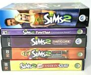 The Sims 2 Pc And Expansion Lot Open For Business Nightlife Free Time Handm Fashion