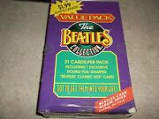 Value Pack The Beatles Collection Factory Sealed 21 Per Pack Full Box