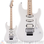 Charvel Pro-mod San Dimas1 Hss Fr Blizzard Pearl High-performance Cable Gift We