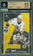 1995 Pro Mag 11 Ray Bourque Test Proof Bgs 9.5 Mac Solo Rarer 1966-67 Topps Test