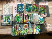 1992 Savage Dragon Trading Cards, Prisms. Comic Images
