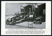 1921 Mack Fire Truck Yantic Norwich Connecticut And 1847 Engine Photo Article