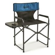 Oversized Tall Director's Camp Chair, 500-lb. Capacity