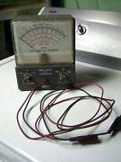 Vintage Lafayette Dwell Tachometer And Rac Timing Light
