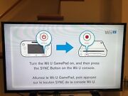 Nintendo Wii U 32gb Black Console Set With Accessories And Games