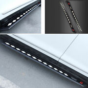 For Cadillac Xt6 2019-2021 Carbon Fiber Running Board Side Step Nerf Bar Pedal
