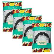 Pioneer Woman 4 Pack Ice Cream Maker Mix 8 Lbs Rock Salt Bag Pouch Traditional