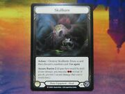 Cold Foil Skull Horn - Flesh And Blood - Nm Crucible Of War