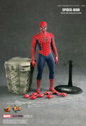 Dhl Express Hot Toys 1/6 Spider-man 3 Mms143 Peter Parker Movie Action Figure