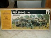 Martin Marietta 1/32 Scale U.s. Army Pershing 1-a Missile W/launcher And Tractor