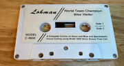 Lohman Goose Call Cassette Tape Vintage Mike Welled - Tested And Works