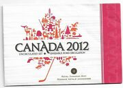 2012 Canadian Uncirculated Coin Set - The Last Penny