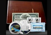 2012 Canada Titanic Deluxe Coin And Stamp Set - Only 10,000 Mintage