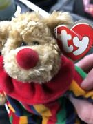 Rare Hard To Find 1993 Ty Beanie Baby Piccadilly Top 30