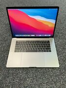 Apple Macbook Pro 15 2019 Touch Bar 8-core I9 2.4ghz 32gb 512gb - Excellent