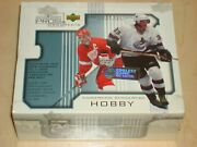 2000-01 Upper Deck Pros And Prospects Nhl Hockey Box New Factory Sealed
