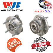 2x Front Wheel Bearing Hub Assembly Fits For 20112016 Chevy Cruze Wa513315