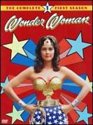 Wonder Woman The Complete First Season [3 Discs] New