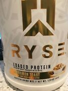 Ryse Loaded Protein Cinnamon Toast Out Of Stock