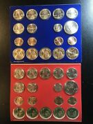 2010 Us Mint P And D 28 Coin Uncirculated Set