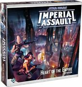 Star Wars Imperial Assault Heart Of The Empire Expansion Ffg Swi46