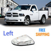 Front Drive Side Mirror Left Turn Signal Lamp Light Fit For Dodge Ram 14-18